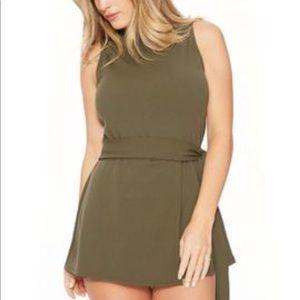 Dresses & Skirts - Naked Wardrobe Romper Jumper Size S